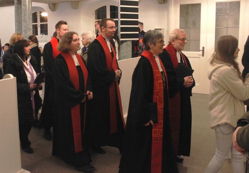 Festliche Kirchweihe am Gründonnerstag 2016